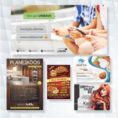 flyers empresas